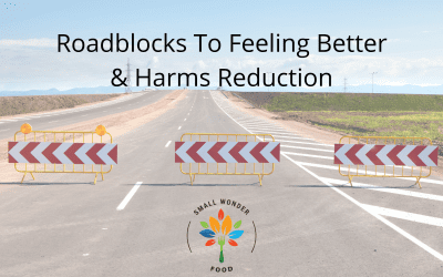 Roadblocks to Feeling Better & Harms Reduction