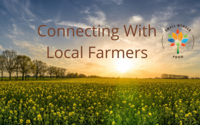 Connecting With Local Farmers